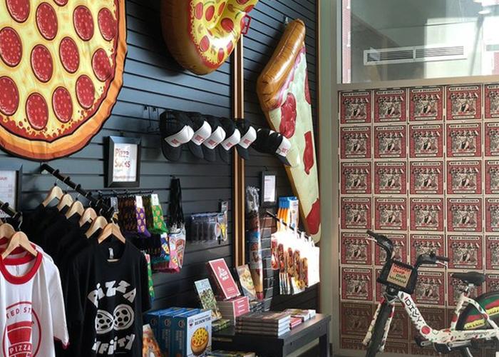 موزه های پیتزا در آمریکا