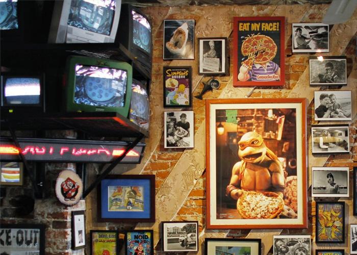 موزه پیتزا مکانی است که میتوانید همه چیز را در مورد پیتزا یاد بگیرید