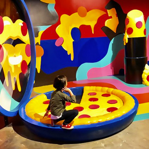 موزه پیتزا در آمریکا
