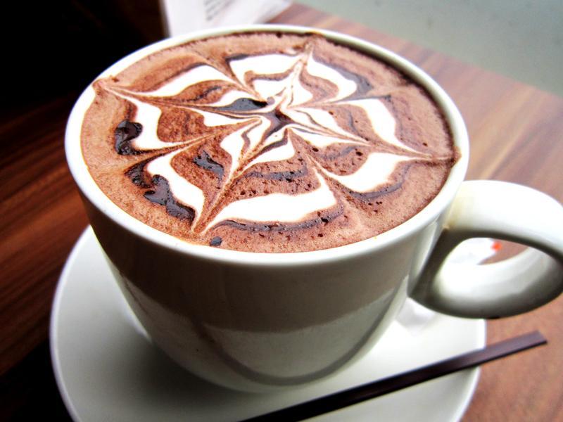 قهوه موکا حاصل پیوند قهوه و شکلات از ریشه ایتالیایی است