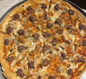 پیتزا بیسمارک میورا