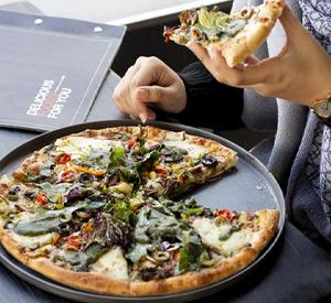 پیتزا-وجی