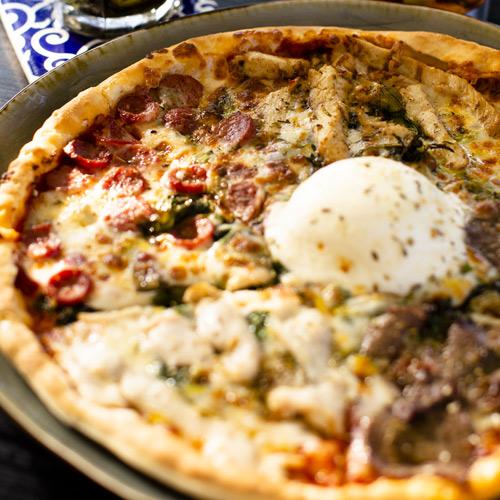 پیتزا ایتالیایی و پیتزا آمریکایی
