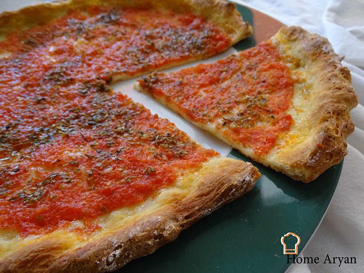 پیتزا مارینارا